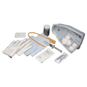 Catheter Trays and Insertion Trays