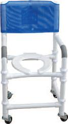Shower Chairs and Commodes