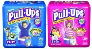 Children's Pull-Ups and Training Pants