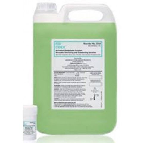 Cidex Activated Dialdehyde Sol 1Gal Sterilizing Sol Not F Vet
