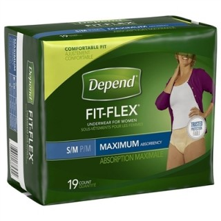 depend pull ups for women